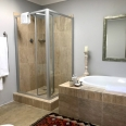 Calypso separate bath and shower
