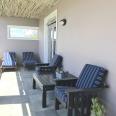 Ophelia spacious patio