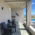 Private patio Ophelia