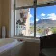 african skies and mountains from ophelia bathroom