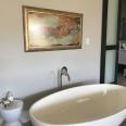 Freestanding bathtub room Pan