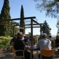 lunch at Delheim