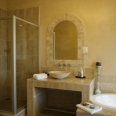 pamper yourself in this gorgeous bathroom